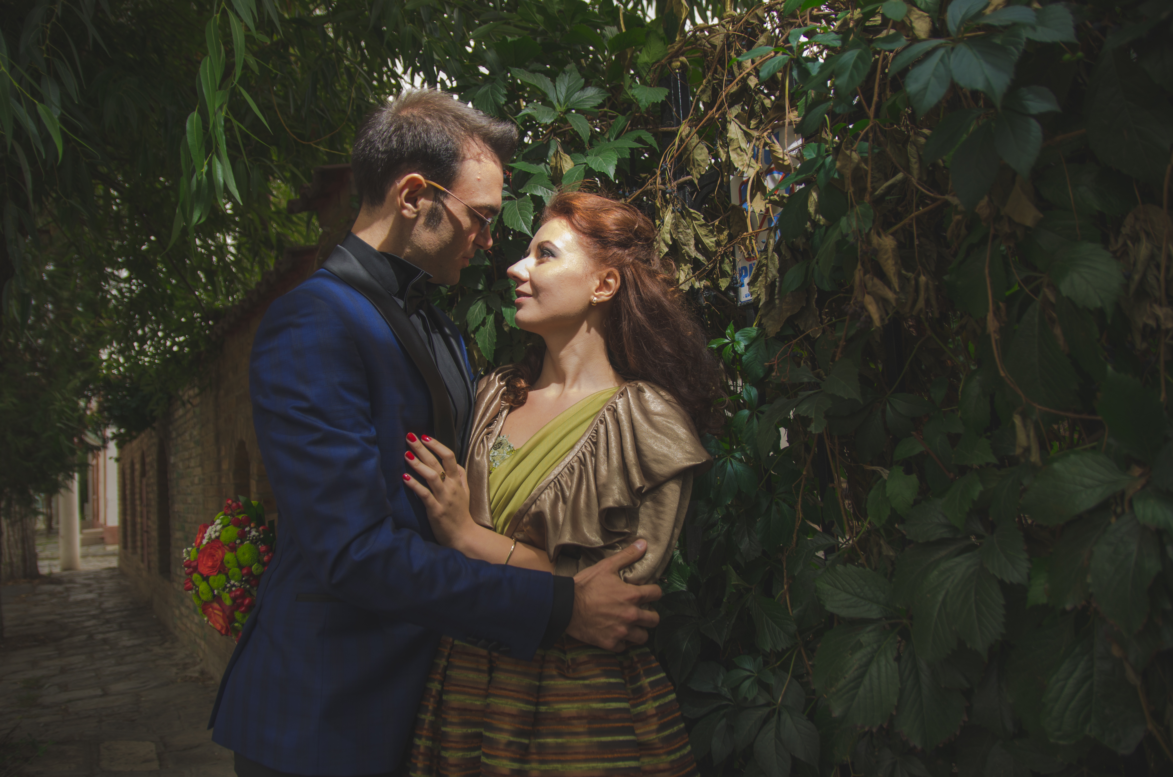 Fotografii logodna Madalina si Theodor